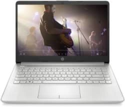 HP 14s Core i3 10th Gen - (4 GB/1 TB HDD/Windows 10 Home) 14S-ER0002TU Thin and Light Laptop 14 inch, Natural Silver, 1.51 kg, With MS Office