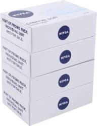 Nivea creme soft soap 125 gm ( PACK OF 4) 4 x 125 g