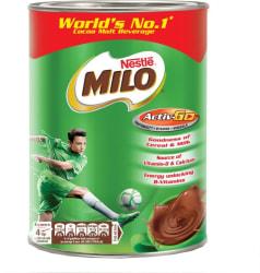 Nestle MILO Activ-Go Powder Health Drink (Chocolate Flavour) 400 g