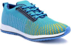 Aadi Mesh Sports Walking Shoes For Men Blue
