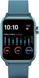 Gionee Watch 5 Smartwatch(Blue Strap, Regular)