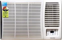 Voltas 1.5 Ton 3 Star Window AC - White 183 DZA (R32), Copper Condenser