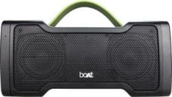 boAt Stone 1000 14 W Portable Bluetooth Speaker Black, Stereo Channel