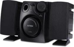 Intex IT 881S 16 W Laptop/Desktop Speaker Black, 2.1 Channel
