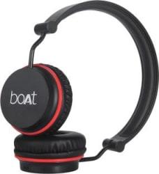 boAt Rockerz 400 Bluetooth Headset Red, Black, Wireless over the head