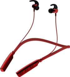 boAt 235v2 Fast Charging Bluetooth Headset Red, Wireless in the ear