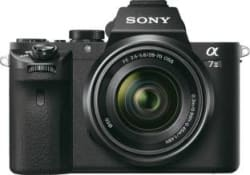 Sony Alpha Full Frame ILCE-7M2K/BQ IN5 Mirrorless Camera Body with 28 - 70 mm Lens Black