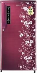MarQ by Flipkart 180 L Direct Cool Single Door 3 Star (2020) Refrigerator Wine Coral, 180BD3MQR