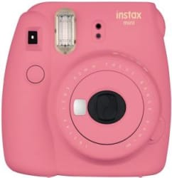 Fujifilm Mini 9 Mini 9 Instant Camera Pink