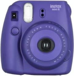 Fujifilm Instax Mini 8 Instant Camera Grape