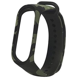 HUMBLE Band Strap for Xiaomi Mi Band 3/ Mi Band 4 (Device not Included)-ArmyGreen