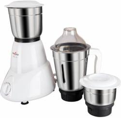 Kenstar DX Axe - 3s 450 W Mixer Grinder White, 3 Jars