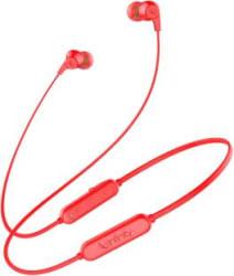 Infinity (JBL) Glide 105 IPX5 Sweatproof Bluetooth Headset Red, Wireless in the ear
