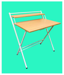Folding Table Beech Colour