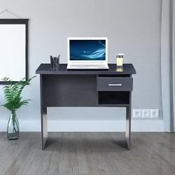 Royaloak Vespa Computer Table (Black)