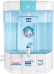 Kent PEARL(11002) 8 L RO + UV + UF Water Purifier blue and white