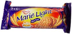 Sunfeast Marie Light Rich Taste, 120g (Buy 4 Get 1 Free)