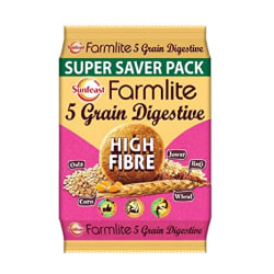 Sunfeast Farmlite Digestive High Fibre Biscuits, 1kg