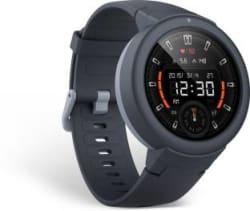 Huami Amazfit Verge Lite Smartwatch(Grey Strap, Regular)