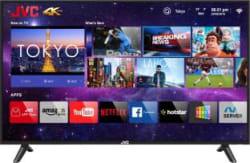 JVC 122cm (49 inch) Ultra HD (4K) LED Smart TV with Quantum Backlit Technology LT-49N7105C