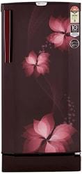 Godrej 190 L 5 Star ( 2019 ) Direct Cool Single Door Refrigerator(R D EPro 205 TAI 5.2 BRZ WIN, Breeze Wine, Inverter Compressor)