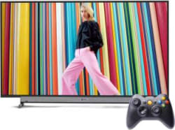 Motorola 80.5cm (32 inch) HD Ready LED Smart Android TV with Wireless Gamepad 32SAFHDM