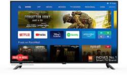 Mi 4X 125.7 cm (50) Ultra HD (4K) LED Smart Android TV