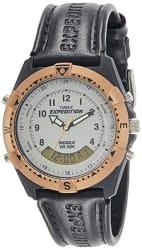 TIMEX Expedition Analog-Digital Beige Dial Men s Watch-TW00MF101