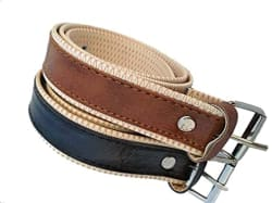 Forever99 Kids boys and girls casual belt for jeans upto 5 year kids free size