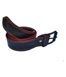 Forever99 Kids Faux Leather Belt|for Boys & Girls Unisex 7-8 year 24 inch for kids