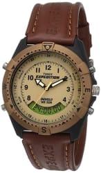Timex Expedition Analog-Digital Beige Dial Men s Watch - MF13