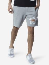 Studiofit by Westside Grey Slim Fit Shorts