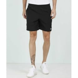 Nike Mens Black Lycra Sports Shorts