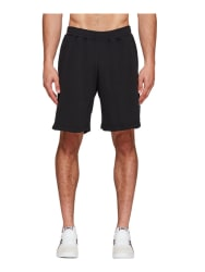 Asics Black Printed Relax Fit Shorts