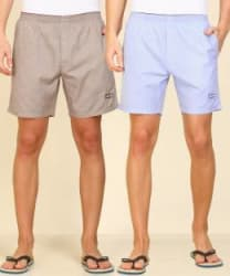 Levi s Self Design Men Boxer Pack of 2