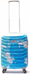 Skybags TROOPER 4W STR 55 BLUE Cabin Luggage - 20 inch Blue
