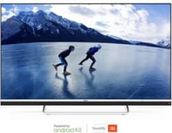Nokia 139cm (55 inch) Ultra HD (4K) LED Smart Android TV with Sound by JBL 55CAUHDN