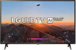 LG 123cm (49 inch) Ultra HD (4K) LED Smart TV 49UK6360PTE