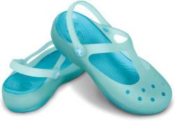 Crocs Women Blue Clogs