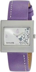 Sonata NG8965SL02AC Yuva Analog Watch - For Women