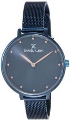 Daniel Klein Analog Blue Dial Women s Watch - DK11421-7