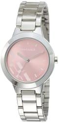 Fastrack Analog Dial Women s Watch (Pink, 6150SM04)-NM6150SM04 / NL6150SM04