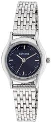 Sonata Essentials Analog Blue Dial Women s Watch - NM87020SM01 / NL87020SM01