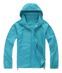 Premium Blue Rain Coat With Free Carry Bag