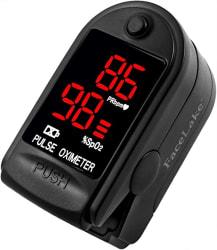 Oxy-Med Finger Tip Pulse Oximeter
