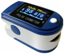 RVS Pulse Oximeter (Pack of 1)