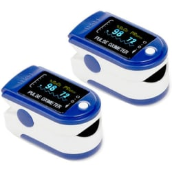 True Indian Pulse Oximeter Pack Of 2