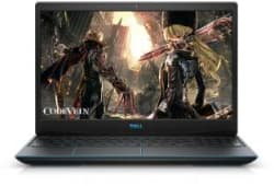 Dell G3 Core i7 9th Gen - (8 GB/1 TB HDD/512 GB SSD/Windows 10 Home/4 GB Graphics/NVIDIA Geforce GTX 1650) G3 3590 Gaming Laptop 15.6 inch, Eclipse Black, 2.5 kg, With MS Office