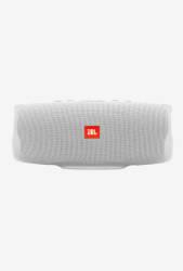 JBL Charge 4 30W Portable Bluetooth Speaker (White)