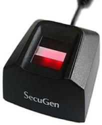 Secugen HAMSTER PRO 20 HU20 Scanner Black